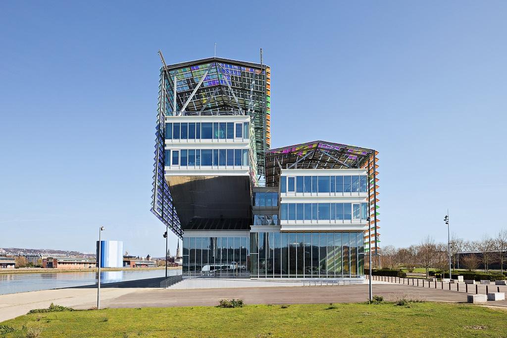 Rouen Hangar 108