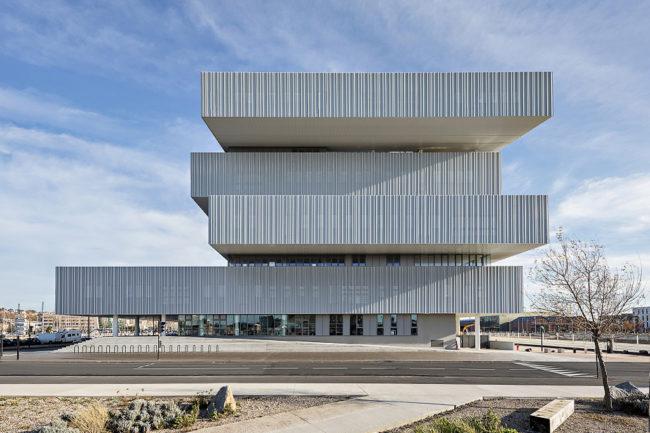 Photographe Architecture LE HAVRE