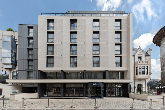 Radisson Blu Hotel Rouen